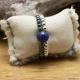 Bagues Lapis Lazuli Argent