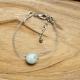 Bracelet 1 Larimar