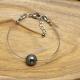 Bracelet 1 Hématite