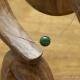 Collier Fil inox Malachite