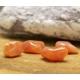 Pierres roulées de Cornaline (Agate rouge)