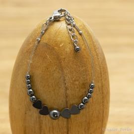 Bracelet multi perles