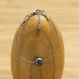 Bracelet 1 Pierre d'Hématite