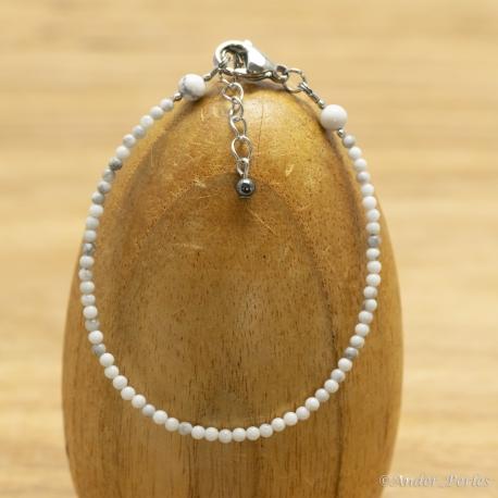 Bracelet petite Hématite